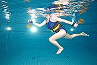 Abnehmtipps - Aqua Fitness