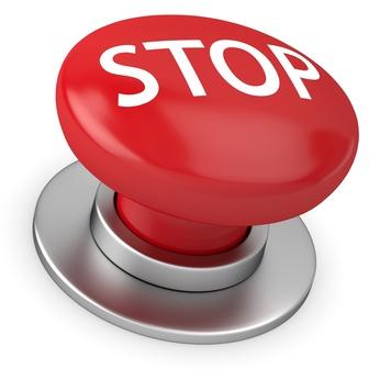 Körper entgiften - Stop