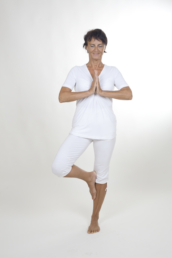 Stoffwechsel anregen - Yoga