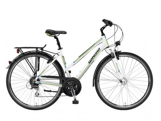 Abnehmen mit Fahrradfahren - Trekkingrad