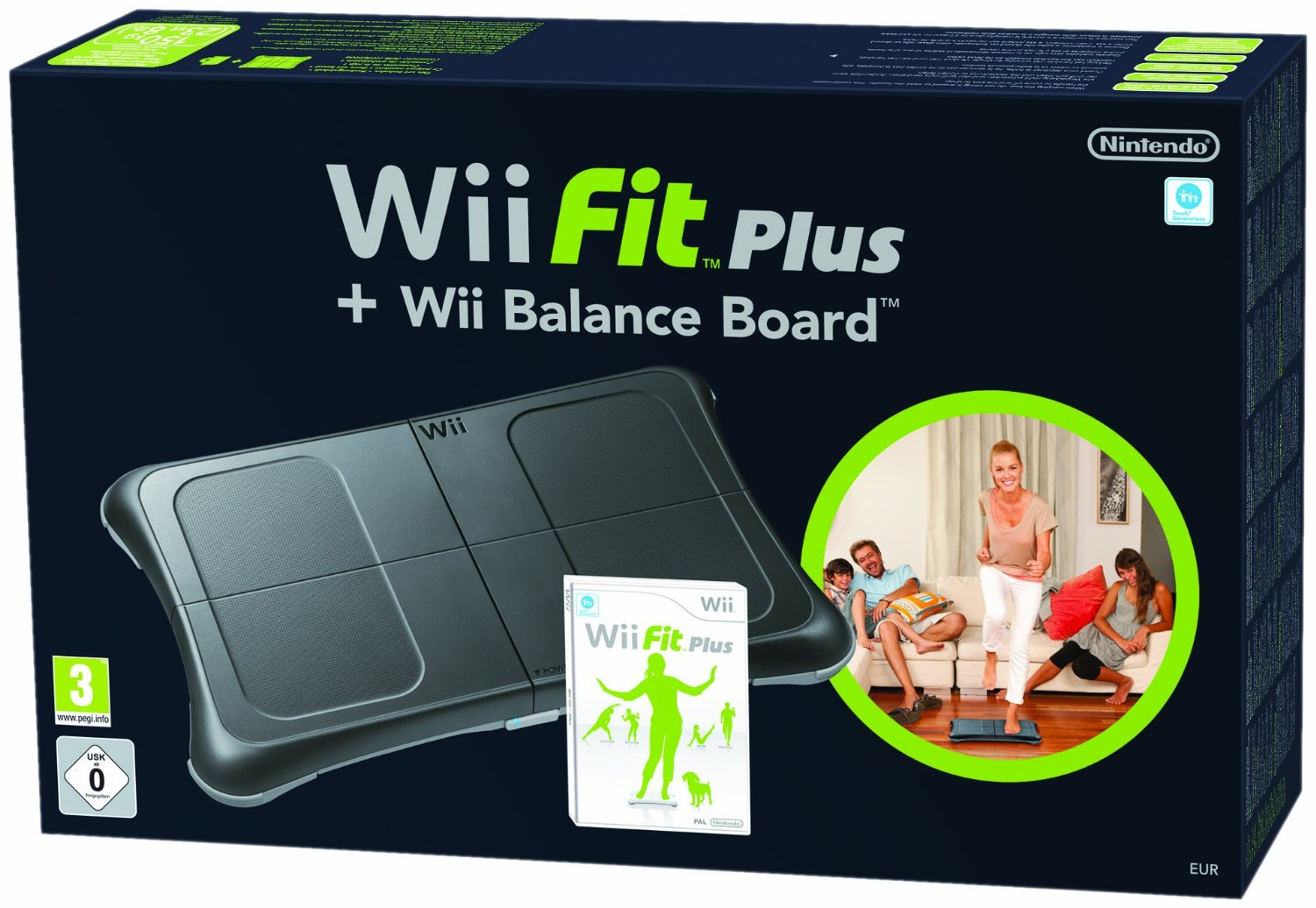 Abnehmtipps - Wii fit plus balance board