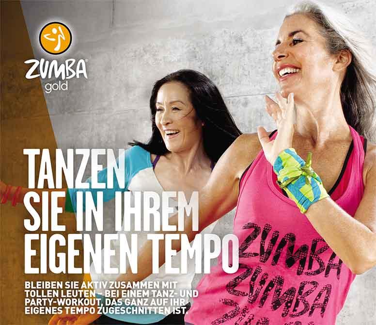 Abnehmen mit Zumba - Zumba Gold