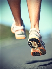 Schnell abnehmen - Joggen