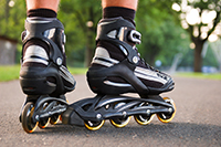 Abnehmtipps - Inline Skaten