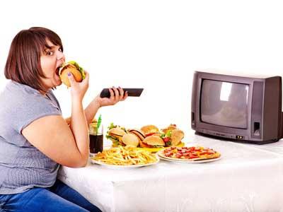 Abnehmtipps - aufs Essen konzentrieren