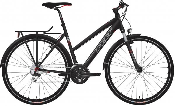 Abnehmen mit Fahrradfahren - Citybike