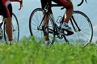 Abnehmen mit Fahrradfahren