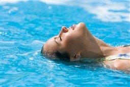 Stoffwechsel anregen - Schwimmen abnehmen